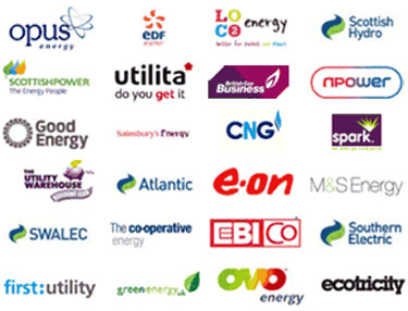 energy suppliers cost cutting